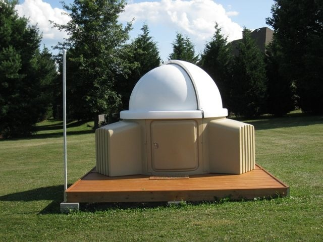 amateur astronomy observatories