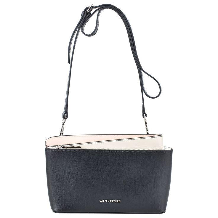 Cromia Женская кожаная сумка через плечо