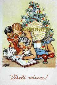 Výsledek obrázku pro novoroční přání umělecká