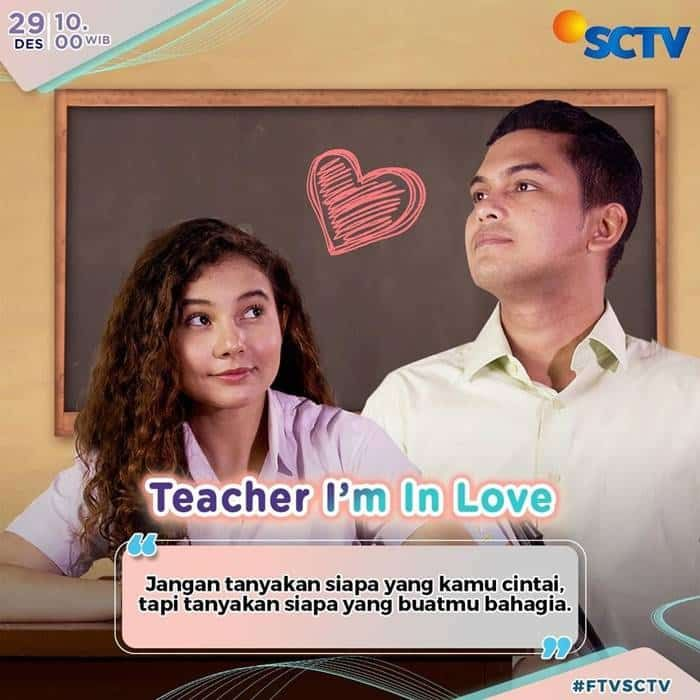 Teacher I M In Love Ftv Sctv Update 2020 Ost Pemain Lagu Masih Ingat Penyanyi