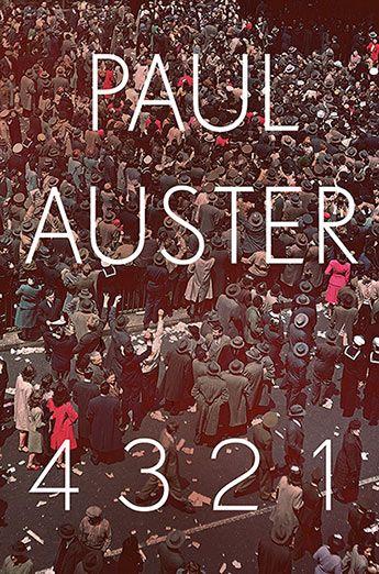 """""""4321"""" de Paul Auster"""