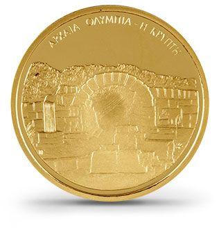 Moeda Comemorativa dos  Jogos Olímpicos de Atenas 2004                                                                                                                                                     Mais
