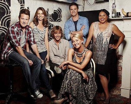 Offspring, love this show!