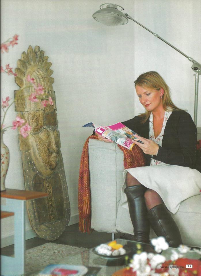 Ingericht door Barbara Maarschalkerweerd, projectB2 work & lifestyle