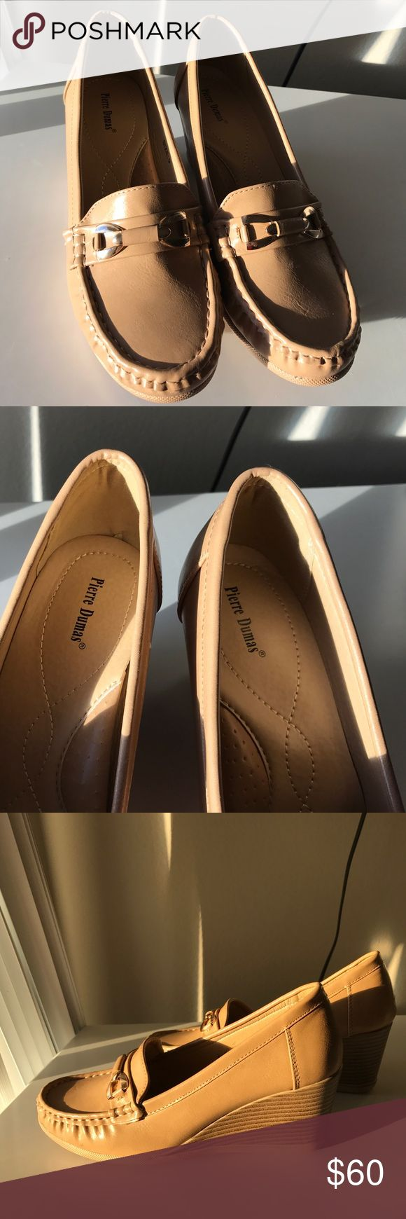 Reduced Price 🙂🙂Pierre Dumas wedge loafer Pierre Dumas brand new wedge loafer Pierre Dumas Shoes Wedges