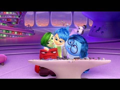 "Check Out This Teaser Trailer For Pixar's New Movie ""Inside Out"""