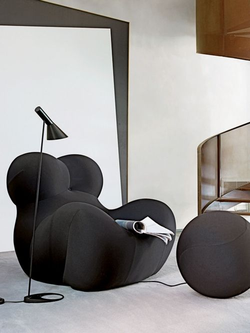 Serie Up - Gaetano Pesce Revolutionair. | ELLE Decoration NL