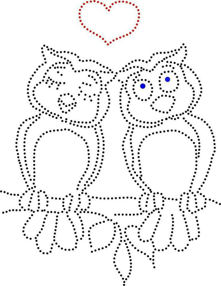 Free Candlewicking Patterns Designs