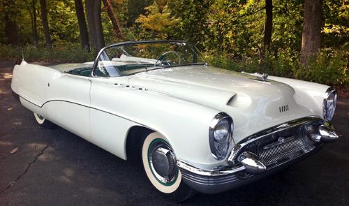 Very rare '53 Buick Wildcat to be at Springfield, MO car show this weekend