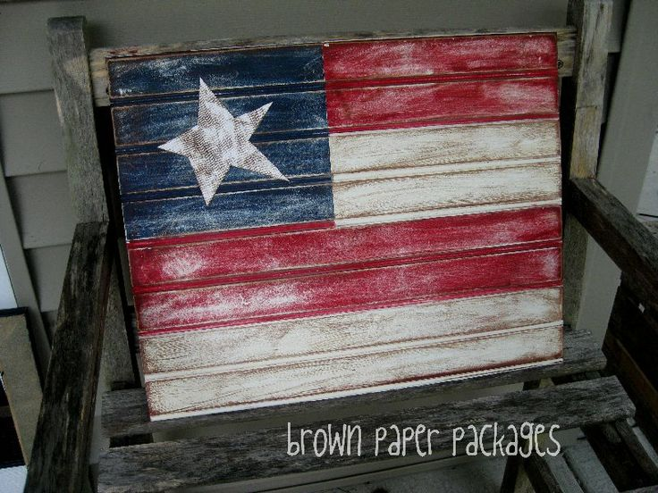 Beadboard Flag: Crafts Ideas, Beads Boards, American Flags, Fourth Of July, Beadboard Flags, 4Th Of July, July 4Th, Wood Crafts, Brown Paper Packaging