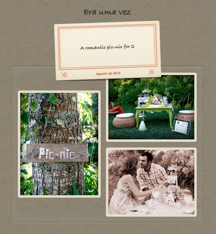 Romanntic picnic for 2 by Era uma vez  Read more: http://eraumavez-osonhoperfeito.blogspot.pt/