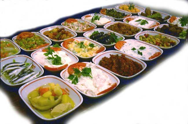 Istanbul Restaurant Pick: Kalamar (Anthony Bourdain - Like tapas)