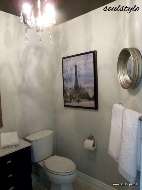Best 20 Powder Room Paint Ideas On Pinterest Bathroom