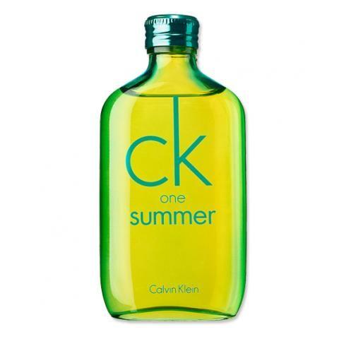 Calvin Klein one summer perfume