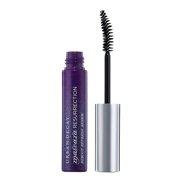 Clumpy lashes, be gone! Urban Decay's Mascara Resurrection will totally change your day-to-night makeup routine.