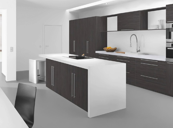 Hacienda Black  H3081 Kitchen