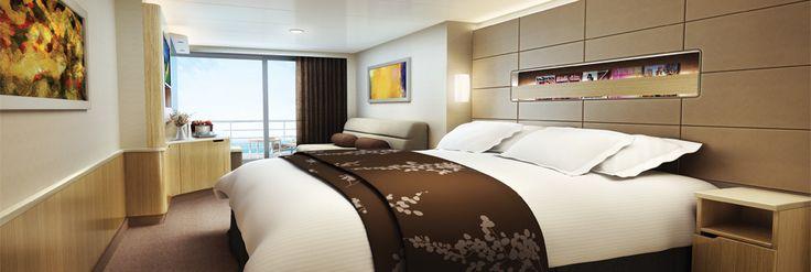 Norwegian Breakaway Cruise Ship Room...goes to Bermuda.  Let's do this.