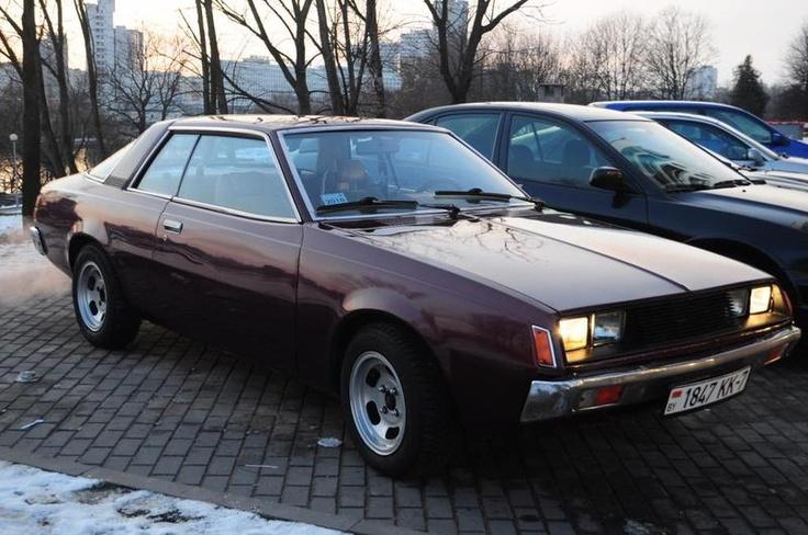1979 Mitsubishi Sapporo GL