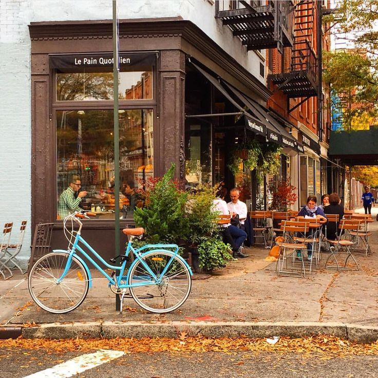 West Village by @enannandelavnewyork #newyorkcityfeelings #nyc #newyork
