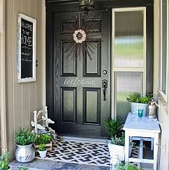 Great Front Porch Makeover :: Hometalk