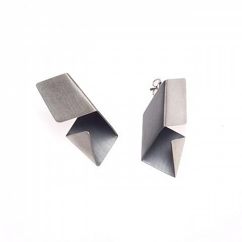 Earrings by Aleksandra Przybysz