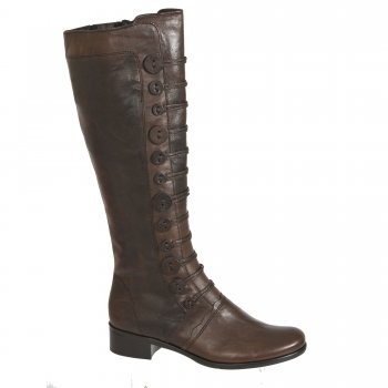 Gabor Viola Military Style Long Boots