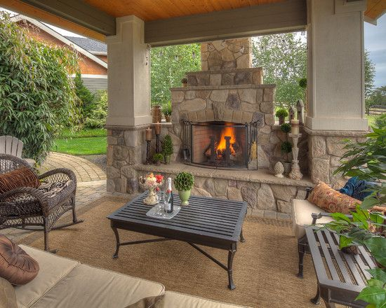 20 best outdoor fireplace images on pinterest | outdoor fireplaces