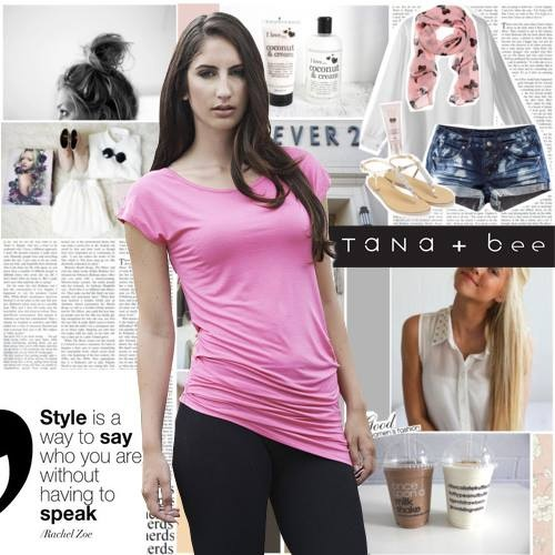 Try out our light mesh rayon tops. The fresh spring colors becomes a perfect summer staple in your wardrobe!