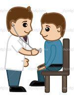 - Va un tipo al doctor para que le revise el pirulino, por que lo tiene de color verdoso..
