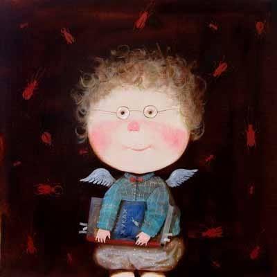 Евгения Гапчинская - Комнатный ангел Гоша