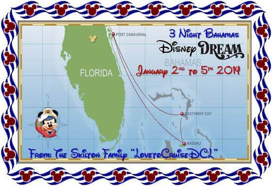 Disney fish extender ideas on pinterest cruises fish and disney - Custom Designed Disney Cruise Line Fish Extender Gift