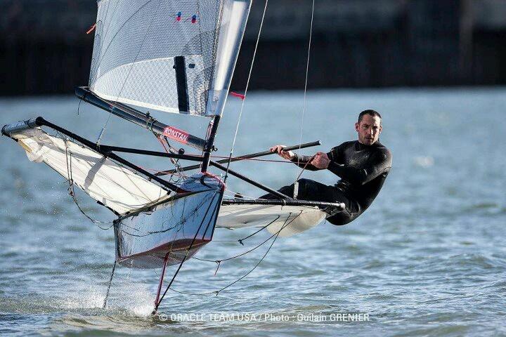 Moth sailing SF Bay | Sailing in 2019 | Moth sailing, Boat, Sailing