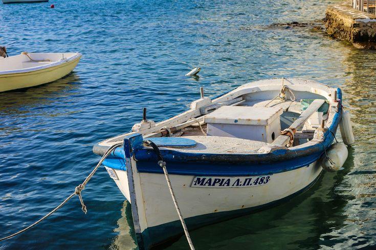 Paros - a Paradise Island in Cyclades, Greece