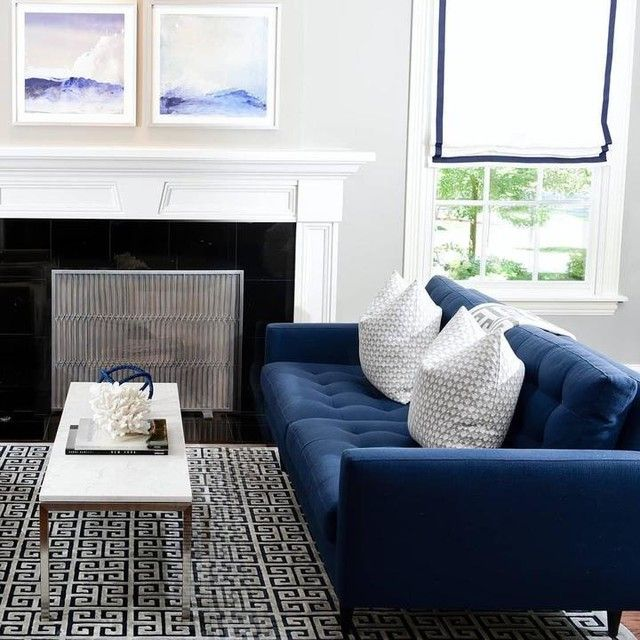 Light Grey Living Room Navy Sofa Navy Sofa Living Room Blue Living Room Living Room Grey
