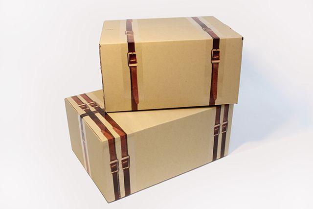 Que tal surpreender seu destinatário com uma embalagem personalizada logo na chegada?