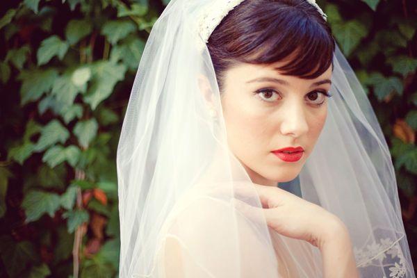 Bridal Make Up Advice (Eyes & Lips) from a top make up artist via Bridal Musings