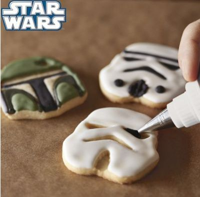 Star Wars Storm Trooper Cookie Cutters