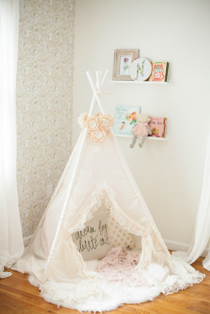 Home // Whimsical, Bohemian Nursery Update. Baby Room DecorNursery ...