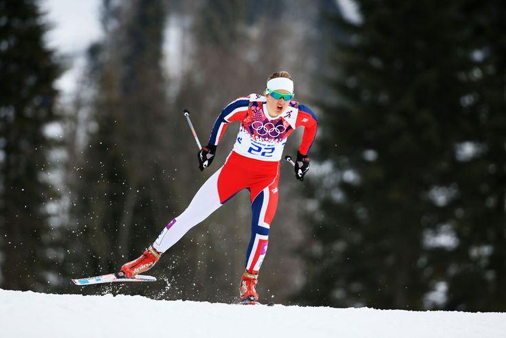 Лыжная гонка