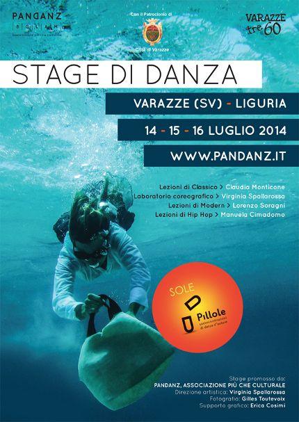 Sole Pillole - Stage Estivo di Danza « weekendinpalcoscenico la danza palco e web | IL PORTALE DELLA DANZA ITALIANA | weekendinpalcoscenico.it