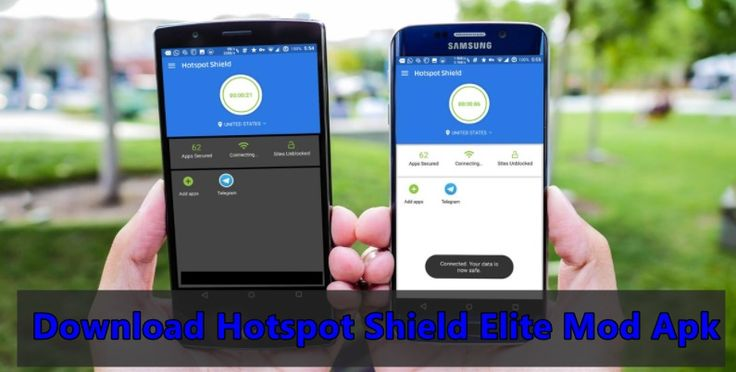 To get the elite version for free, download the hotspot shield elite apk in the android device. It is the premium version with several unique features to enjoy.