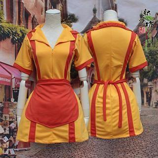 2 Broke Girls Cosplay Costume from #YesStyle <3 Kawaii Store YesStyle.com