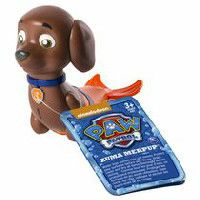 Jouet de bain Zuma Merpup Paddlin Pup de La Pat' Patrouille