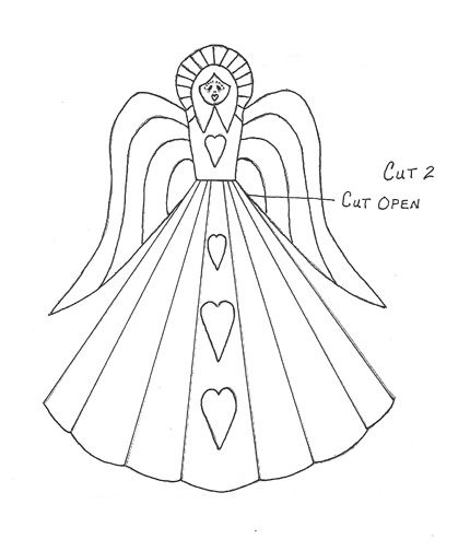 517 best engeltje images on Pinterest Christmas crafts, Christmas - angels templates free
