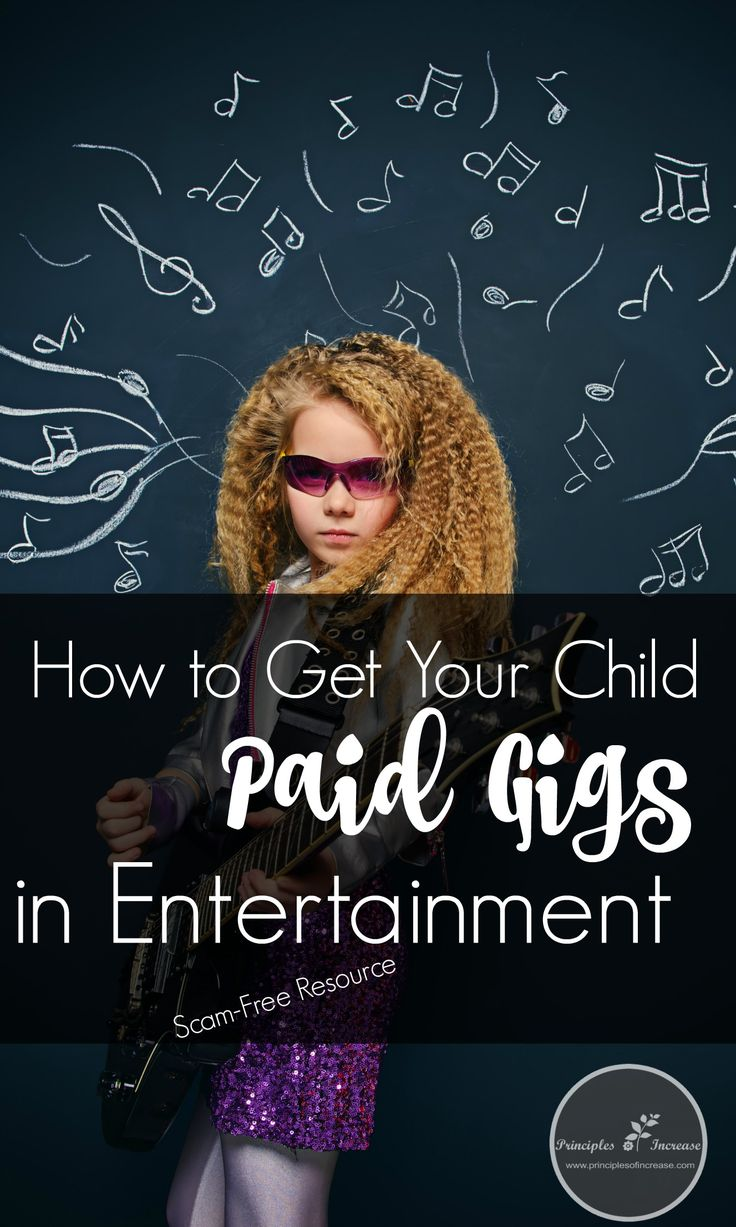 My kids make money modeling and doing voice-over work. This is legit! #affiliate