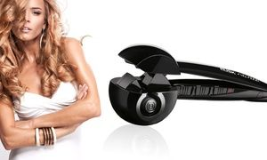 Groupon - Rusk Curl Freak Professional Hair Curling Machine. Groupon deal price: $59.99