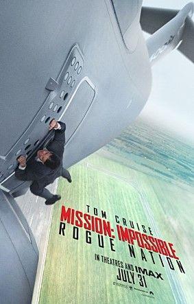 미션 임파서블: 로그네이션 (Mission: Impossible - Rogue Nation)  ◆2015.07.30 개봉  ◆131분 ◆출연: 톰 크루즈, 제레미 레너, 알렉 볼드윈