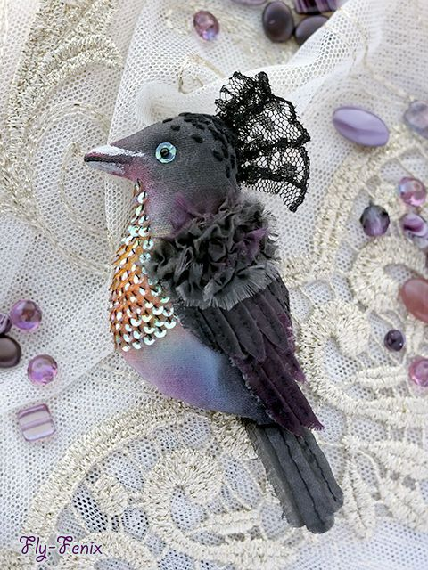 Exquisite birds from http://www.liveinternet.ru/users/tawa_saenko/post211701735/