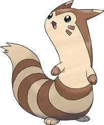 Furret. One of my favorite Poke'mon from the Gold & Silver games.