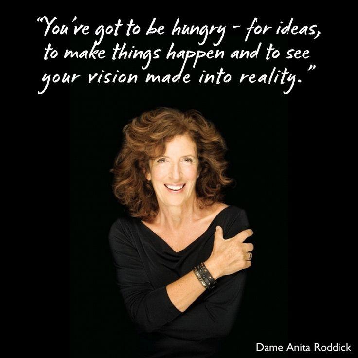 Anita Roddick | Tags: Anita Roddick the body shop thebodyshop